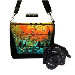 camera bags as pretty as a picture