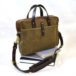 emil congdon high-quality handmade bags