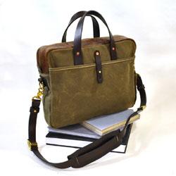 emil congdon high-quality handmade bags
