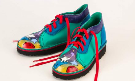 unique and colorful handmade leather shoes