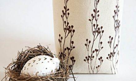 dagmar designs beautiful handmade cotton storage bins
