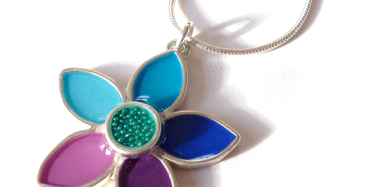birds and flowers and spring and art and tami rodrig jewelry