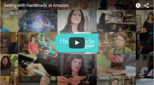 Amazon Joins the Handmade Revolution