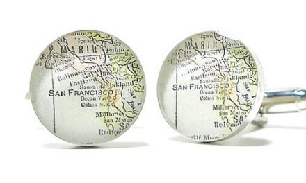 new antique cufflinks with a place in history
