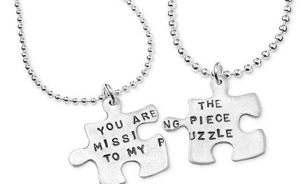 """Jewelry That Says """"I Love You"""""""