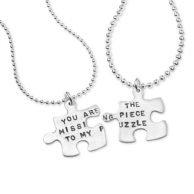 "Jewelry That Says ""I Love You"""