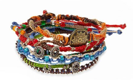 Unusual Handmade Wrap Bracelets
