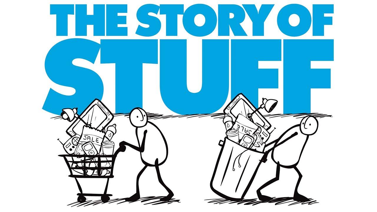 Anny Leonard's Story of Stuff